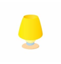 Floor lamp icon cartoon style vector image vector image