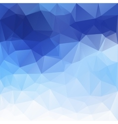 Abstract poligonal background in graphics vector