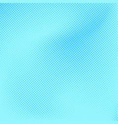 Blue childish pop art style card layout vector