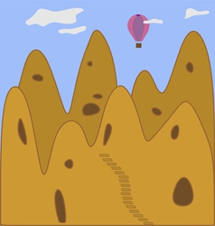Cappadocia vector