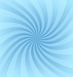 Light blue spiral pattern background vector