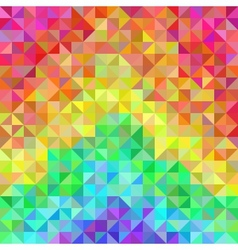 Abstract spectrum background from rainbow vector
