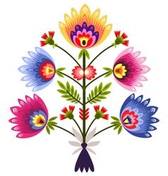 Polish ornament vector