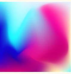 Soft wavy mesh background vector