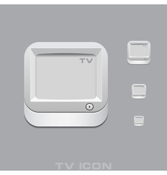 Washing machine app icon eps10 vector