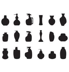 lotion icon vector image