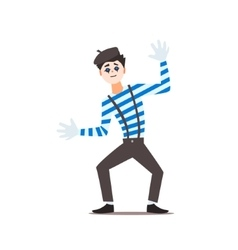 Classic mime vector