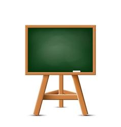 School board Stock vector image vector image