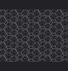 Modern abstract repeatable motif vector