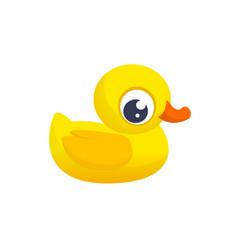Cartoon ducky vector