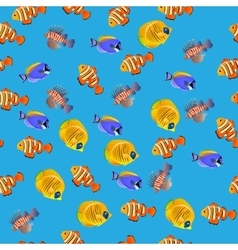 Volitan lionfish vector