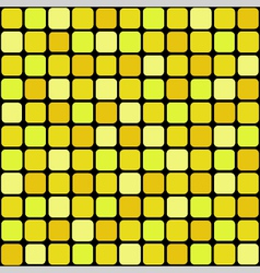 Yellow pile vector