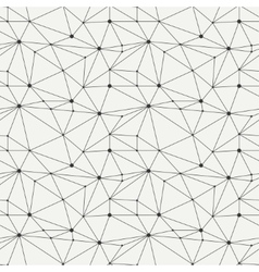 Geometric line hipster seamless pattern with vector