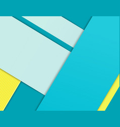 Modern abstract material design background paper vector