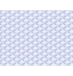 Pattern of blue columns seamless texture vector