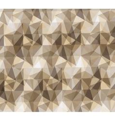 Pattern polygonal background retro wallpaper icon vector