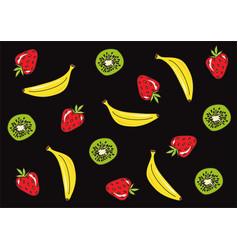 Fruit boom vector