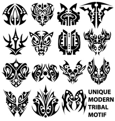 Tribal pack 2 vector