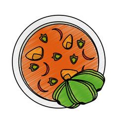 Soup vector