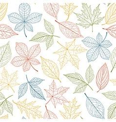 AutumnSkeletesVS vector image