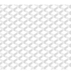 Pattern of white columns seamless texture vector image