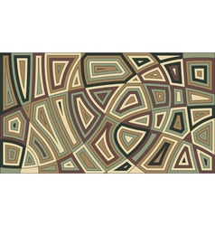 African motif background design abstract vector
