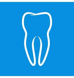 Sign of tooth vector