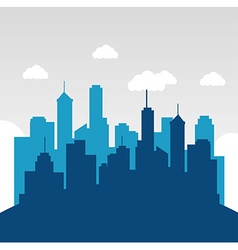City urban design vector