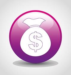 Money icon vector