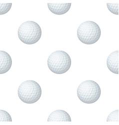 Golf ballgolf club single icon in cartoon style vector