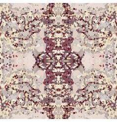 Seamless nature pattern stone snake skin band vector