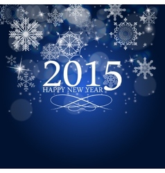 Abstract beauty christmas 2015 and new year vector