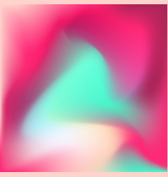 Candy colored gradient background vector