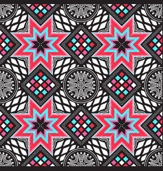 Modern abstract pattern vector