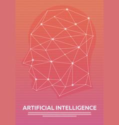 Artificial intelligence cybernetic brain binary vector