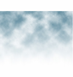 misty background vector image