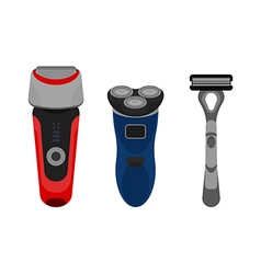 Shavers vector
