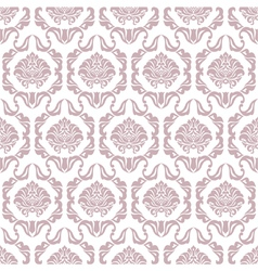 seamless ornamental vector image