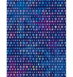 Blue grunge christmas background vector