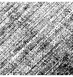 Diagonal halftone texture vector