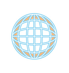 global connect vector image