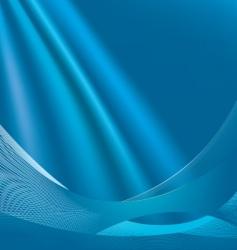 abstract ocean vector image