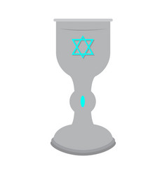 holy grail image vector image