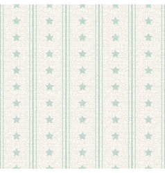 Christmas and Holidays seamless pattern with stars vector image vector image