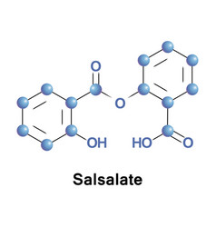 Salsalatenonsteroidal anti-inflammatory drug vector