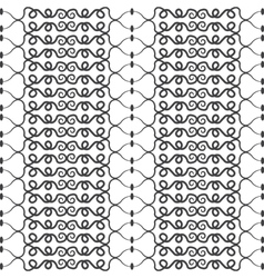 Seamless pattern design vector image vector image