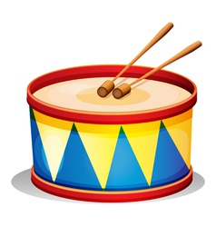 A big toy drum vector