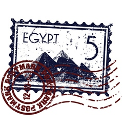 egypt print icon vector image