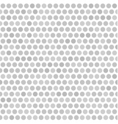 polka dot background seamless pattern vector image