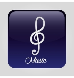 Music art graphic design vector